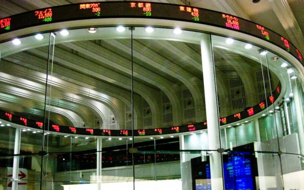 Ανοδικά ξεκίνησε η συνεδρίαση στο χρηματιστήριο του Τόκιο