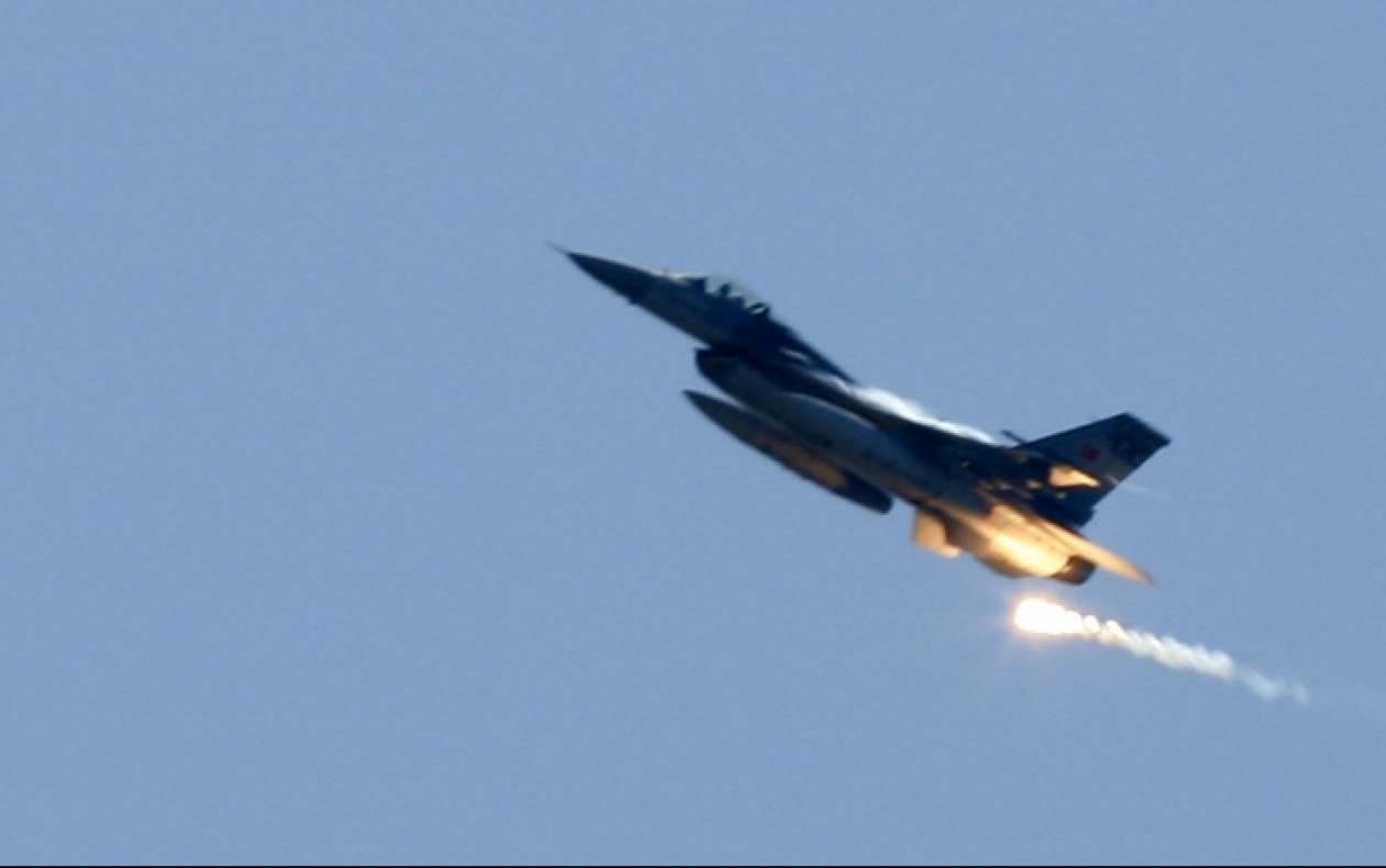 Συρία: Πάνω 200 οι αεροπορικές επιδρομές τις τελευταίες 36 ώρες