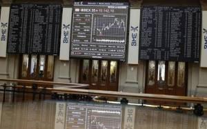 Οριακά κέρδη στις ευρωαγορές