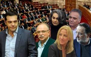Αυτό είναι το πρώτο Υπουργικό Συμβούλιο του Τσίπρα!