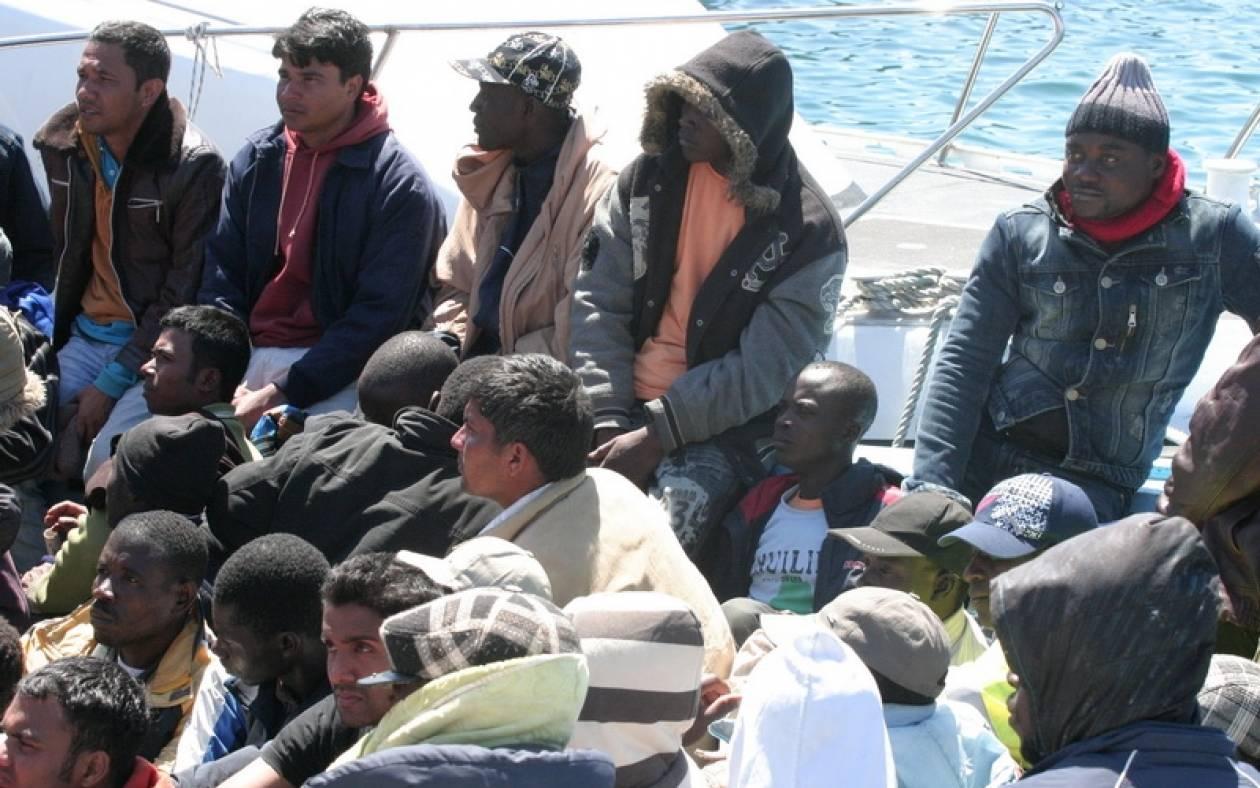 Σάμος: Εντοπισμός και διάσωση 36 παράνομων μεταναστών