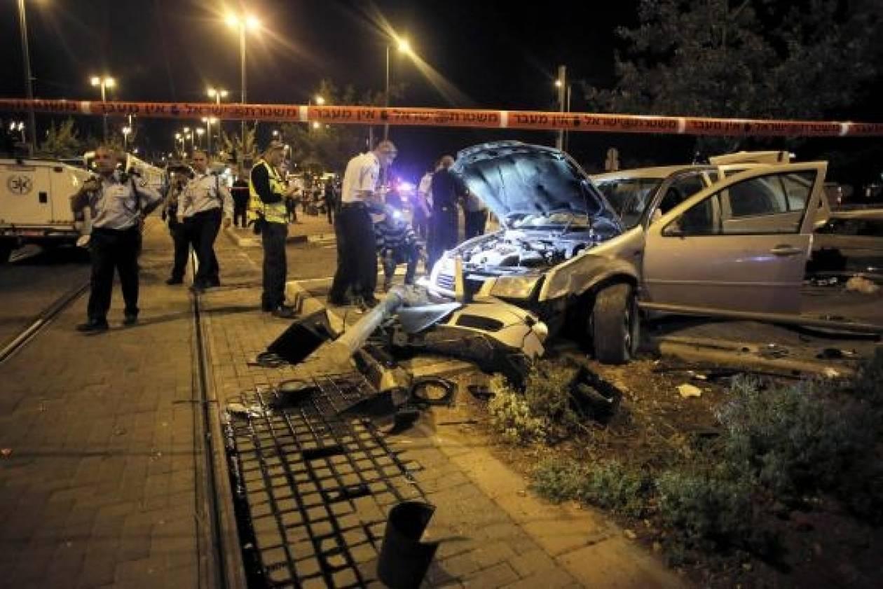 Ιερουσαλήμ: Υπέκυψε στα τραύματά του ο δράστης της επίθεσης