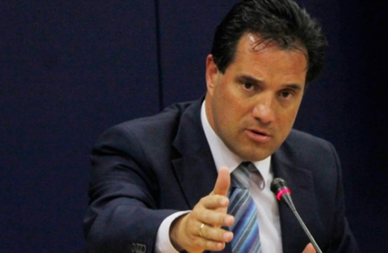 Επιμένει ο Άδωνις: «Οι βουλευτές έχουν υποστεί τις μεγαλύτερες μειώσεις»
