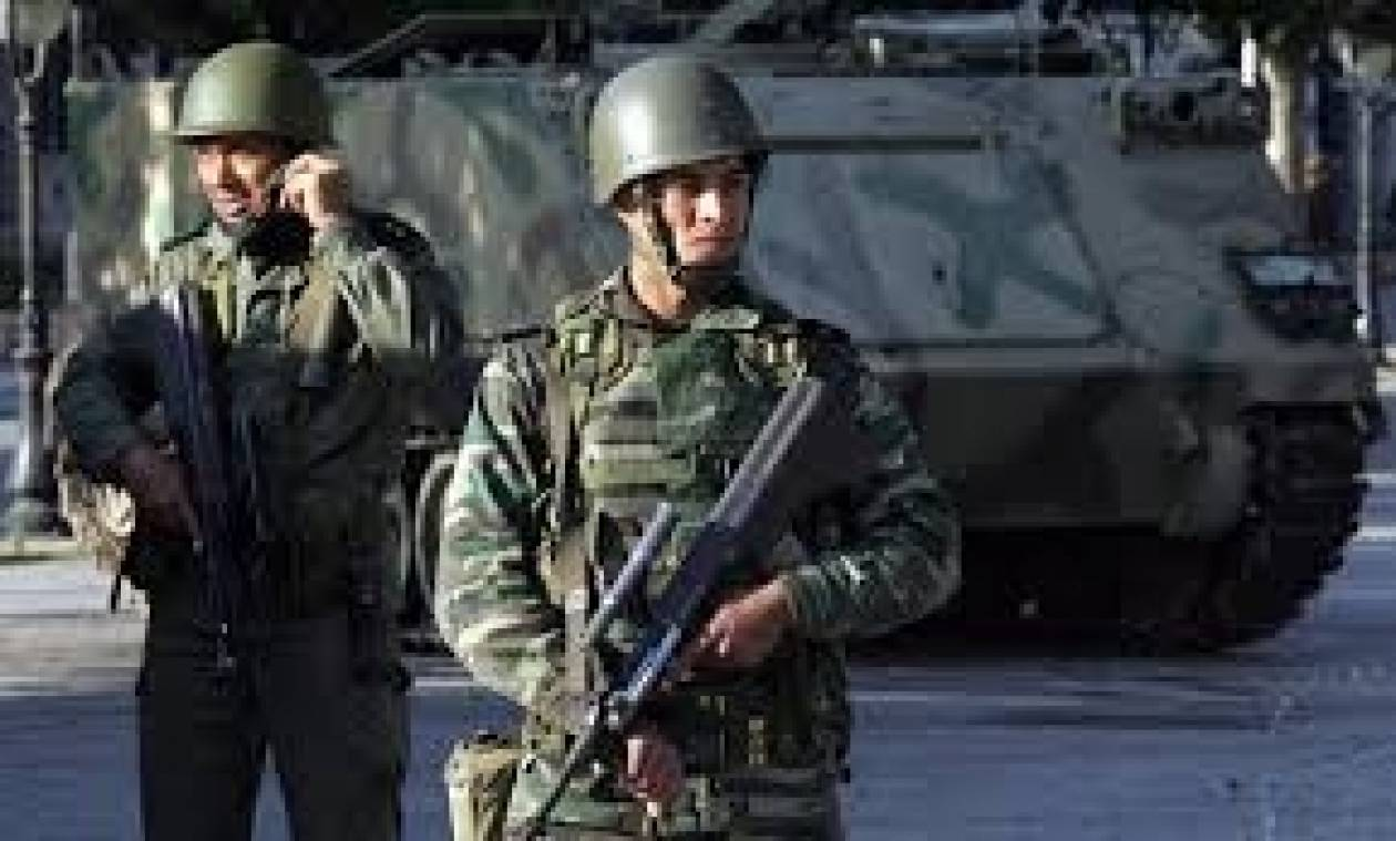 Ένας αστυνομικός νεκρός σε ανταλλαγή πυρών στην Τυνησία