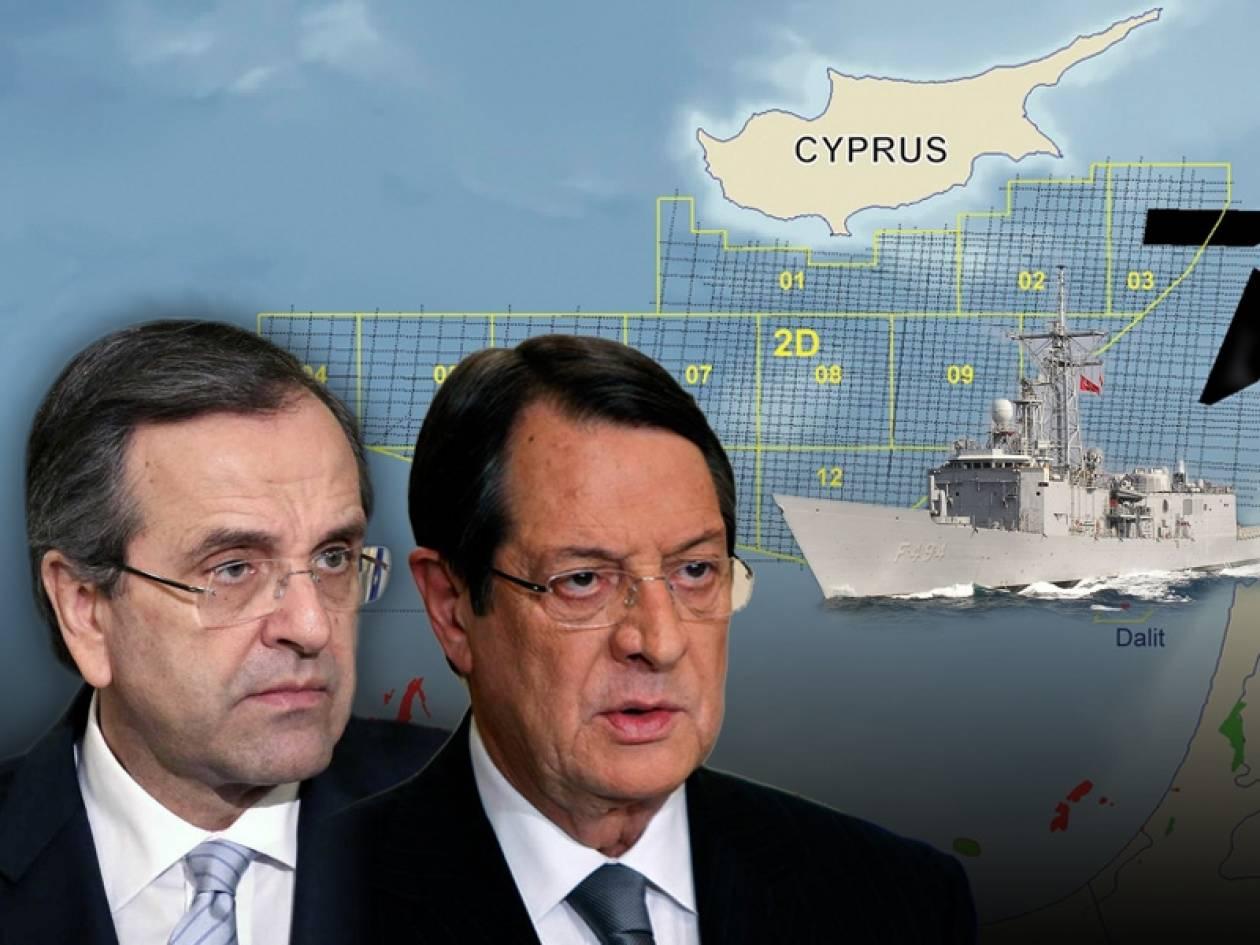 Κυπριακή ΑΟΖ: Ελλάδα και Κύπρος βαδίζουν χέρι – χέρι