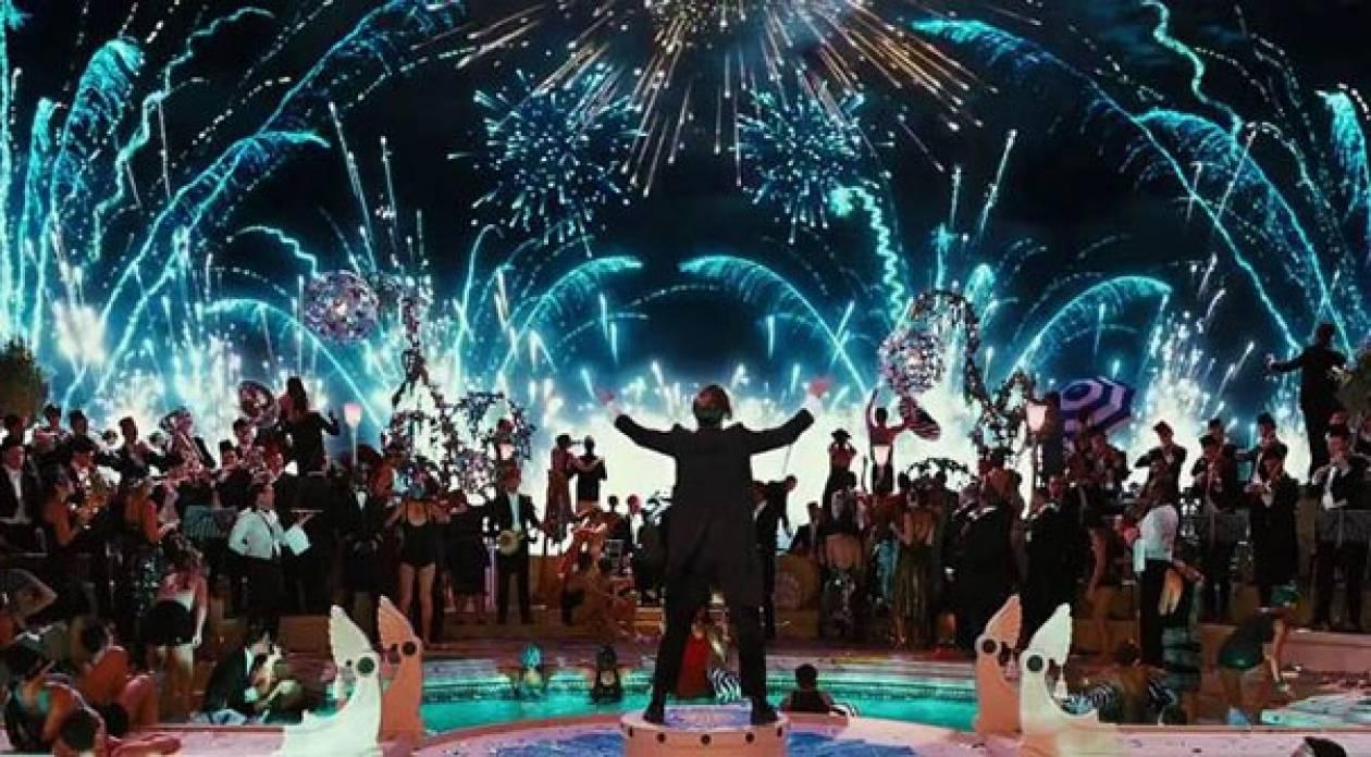 The Great Gatsby: Πριν και μετά τα ειδικά εφέ (Video)