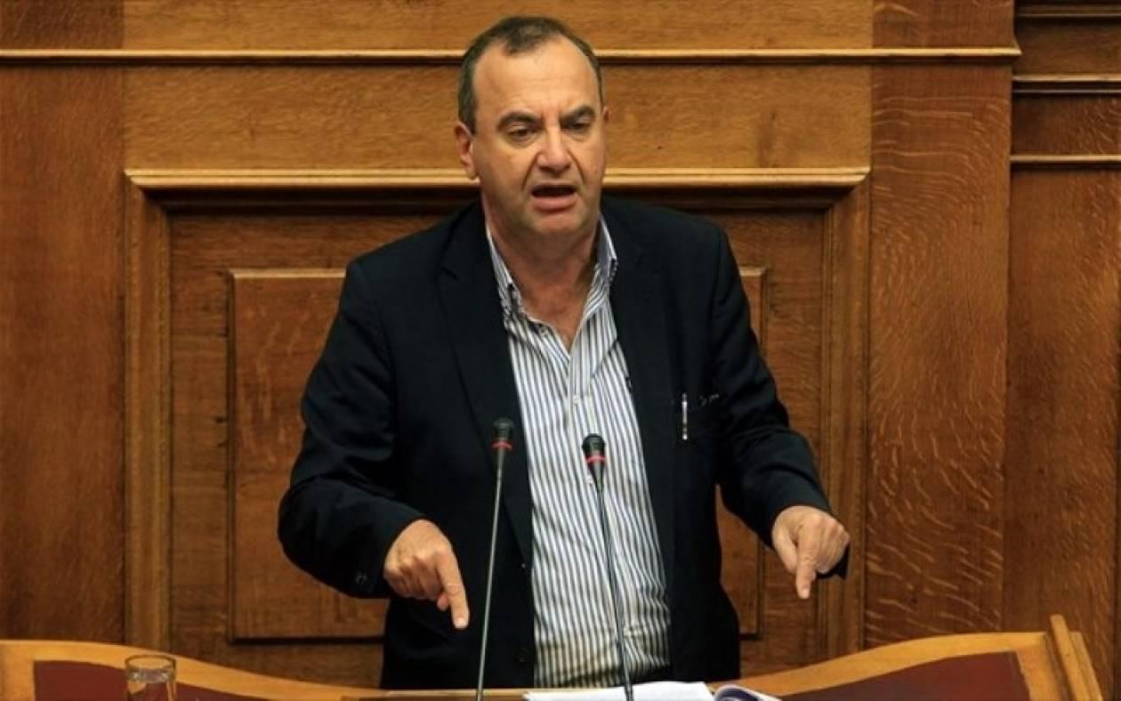 Στρατούλης: Δεν μας δεσμεύουν μνημονιακές συμφωνίες