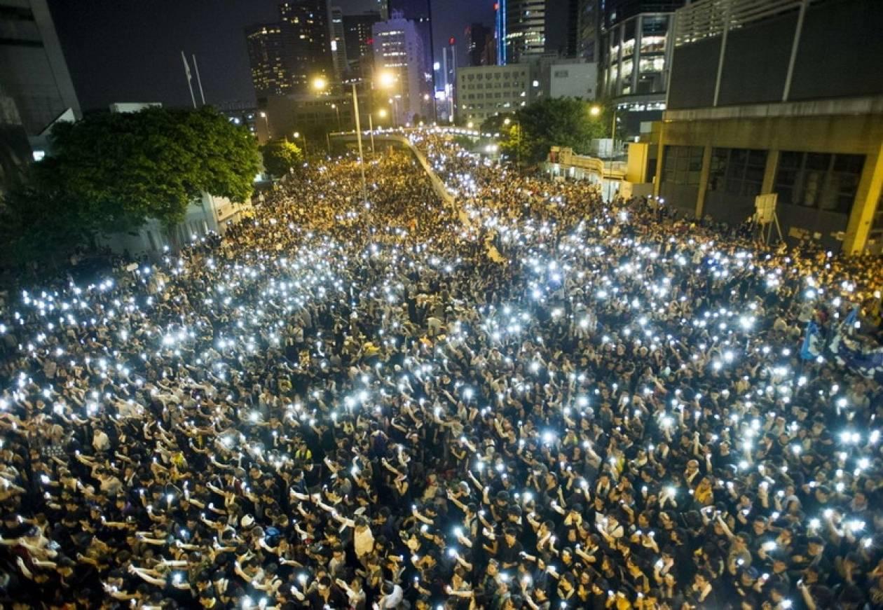 Η επιτροπή Ανθρωπίνων Δικαιωμάτων του OHE ζήτησε ανοικτές εκλογές στο Χονγκ Κονγκ