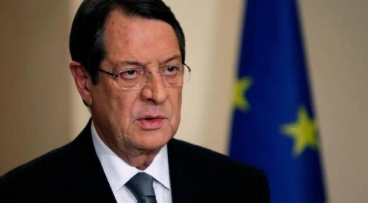 Κύπρος: Εξιτήριο για τον Νίκο Αναστασιάδη