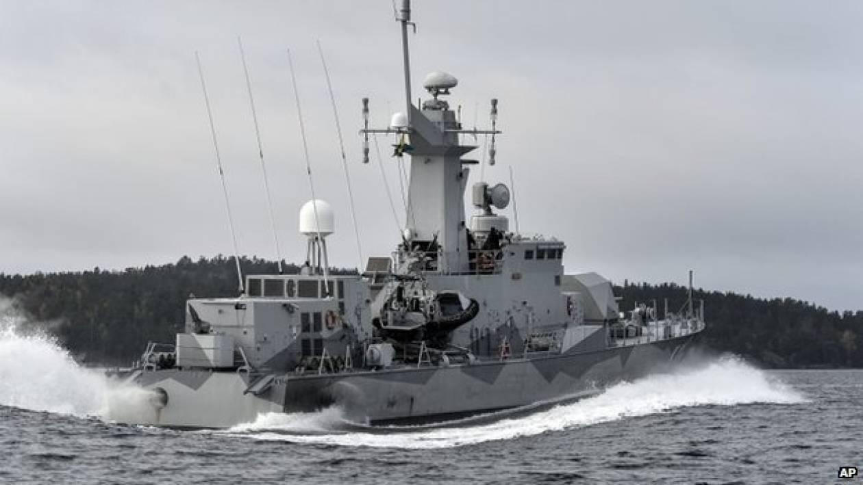 Σουηδία: Σταματούν οι έρευνες για τον εντοπισμό του μυστηριώδους υποβρυχίου