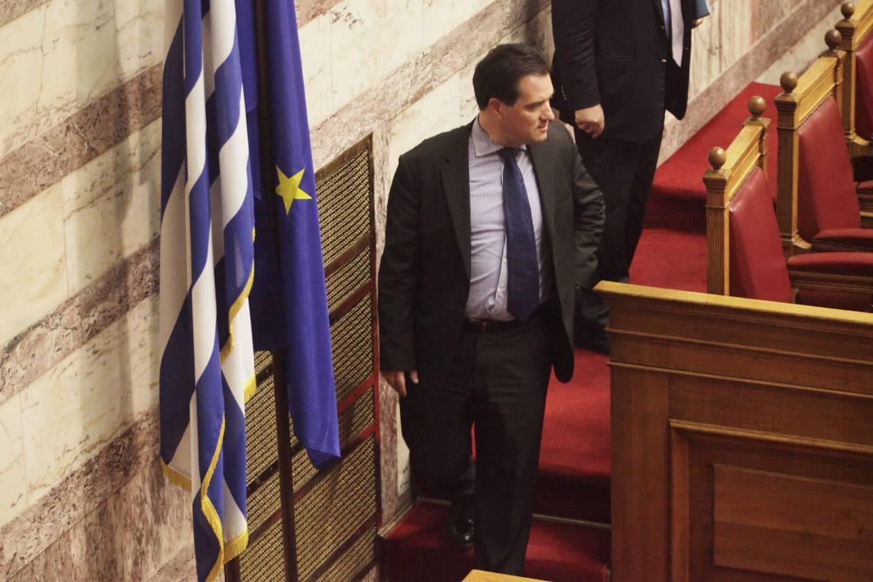 Γεωργιάδης: Απόλυτη καταστροφή αν εκλεγεί ο ΣΥΡΙΖΑ