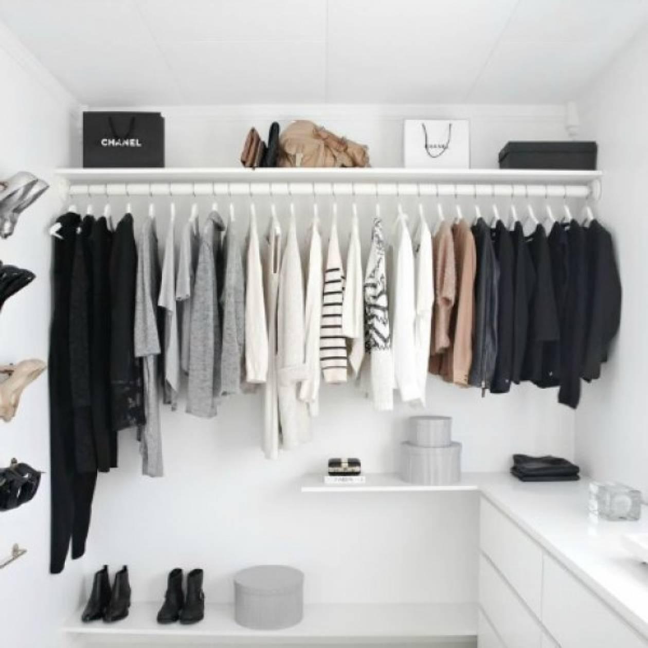 Η λύση για να φαίνονται τα ρούχα σου άψογα χωρίς κόπο!