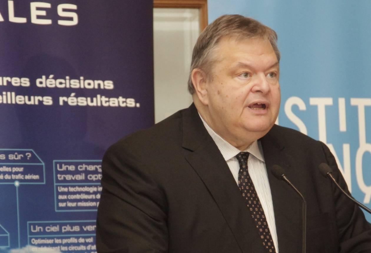 Βενιζέλος: Καθαρό το μήνυμα της ΕΕ προς την Τουρκία