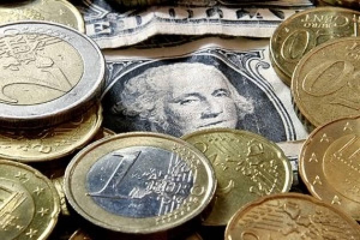 Νέα πτώση για το ευρώ - Έφτασε στα 1,2641 δολάρια