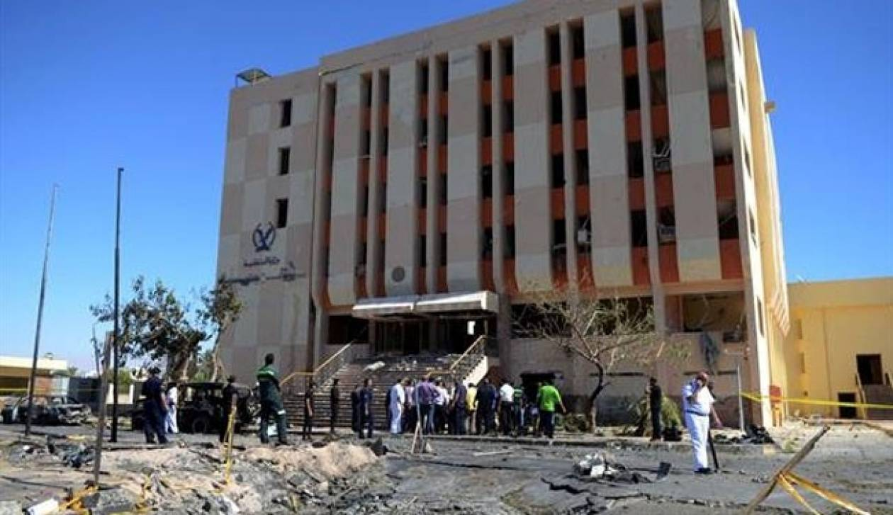 Αίγυπτος: Ισχυρή έκρηξη σε εγκαταστάσεις στρατού