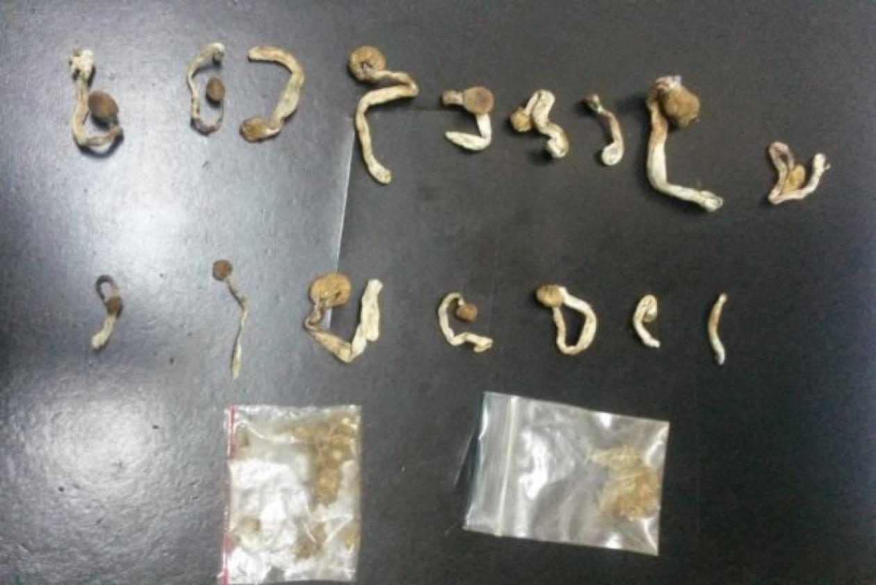 Δράμα: Σύλληψη 34χρονου με παραισθησιογόνα μανιτάρια