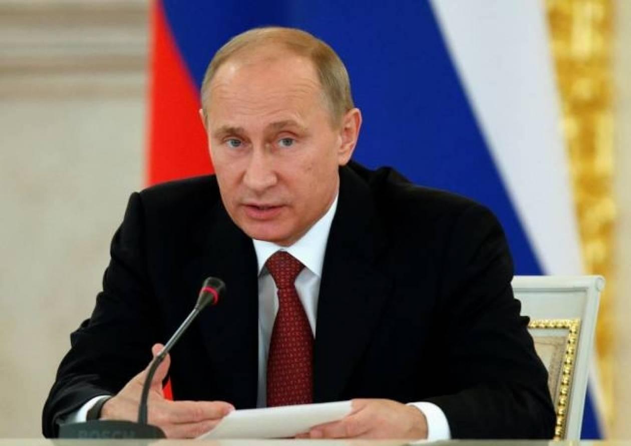 Πούτιν: Οι ΗΠΑ θέτουν σε κίνδυνο την Παγκόσμια ασφάλεια