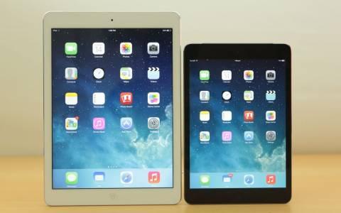 Στις 29 Οκτωβρίου τα νέα iPad στην ελληνική αγορά