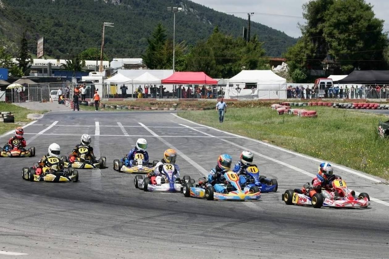 Παν.Πρωτάθλημα Kart: Τέλος της χρονιάς