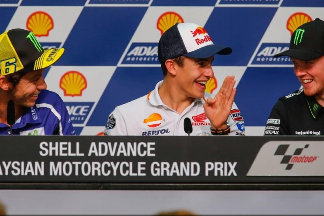 MotoGP Sepang: Αγώνας σε βαρύ τροπικό κλίμα