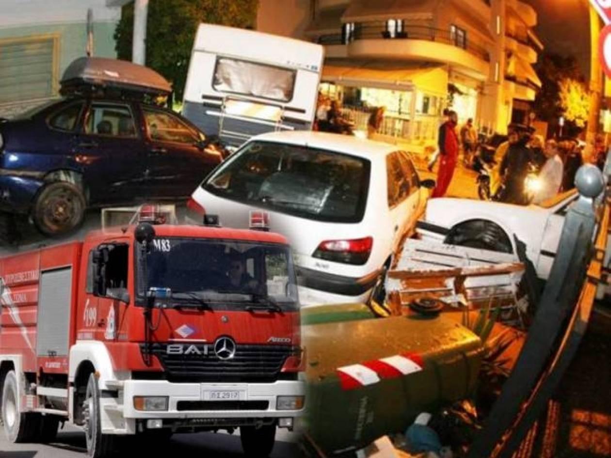 Ίλιον: Καμία αναφορά για εγκλωβισμένους στο υπόγειο πάρκινγκ σούπερ μάρκετ
