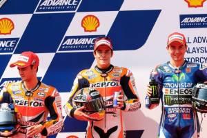 MotoGP Sepang Κατατακτήριες δοκιμές : Τυχερό το 13 για τον Marquez;