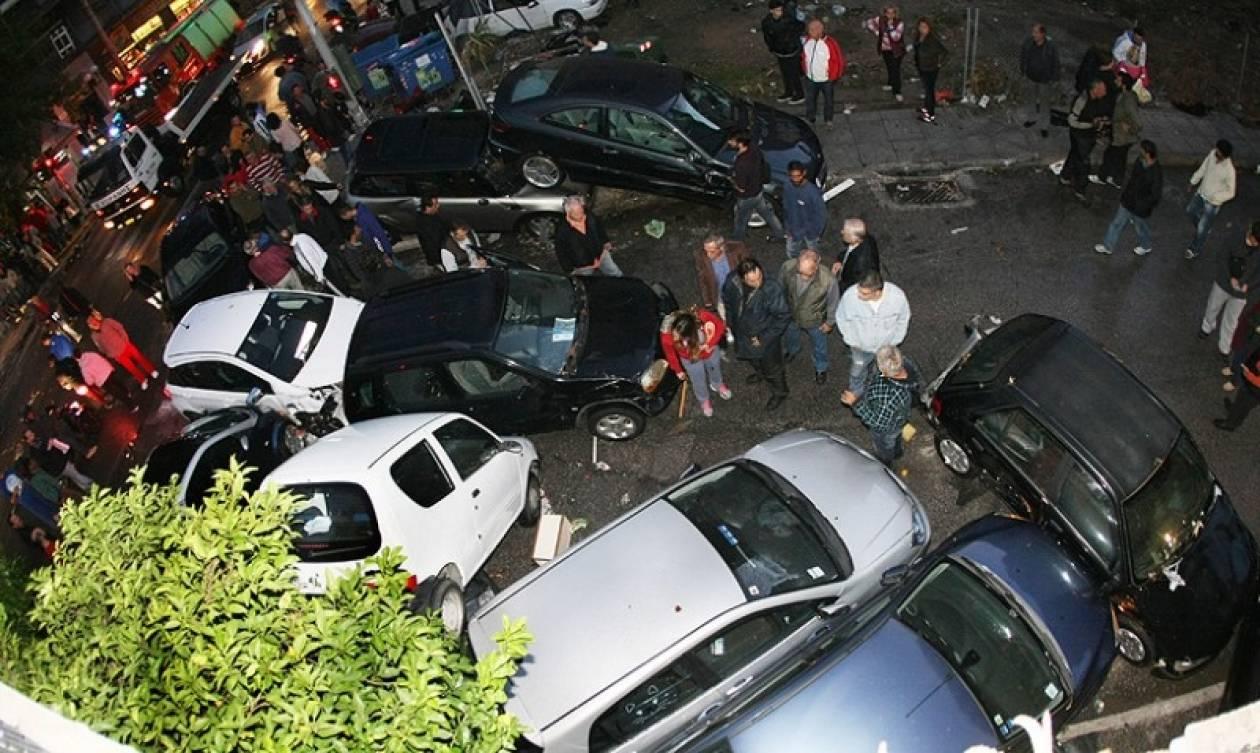 Αττική: Σοβαρά επλήγη από την κακοκαιρία ο δήμος Χαϊδαρίου