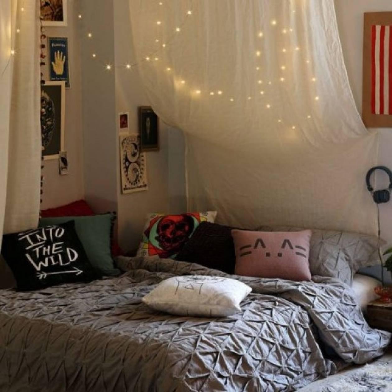 Κάνε το κρεβάτι σου το πιο cozy μέρος του πλανήτη με 6 απλά βήματα