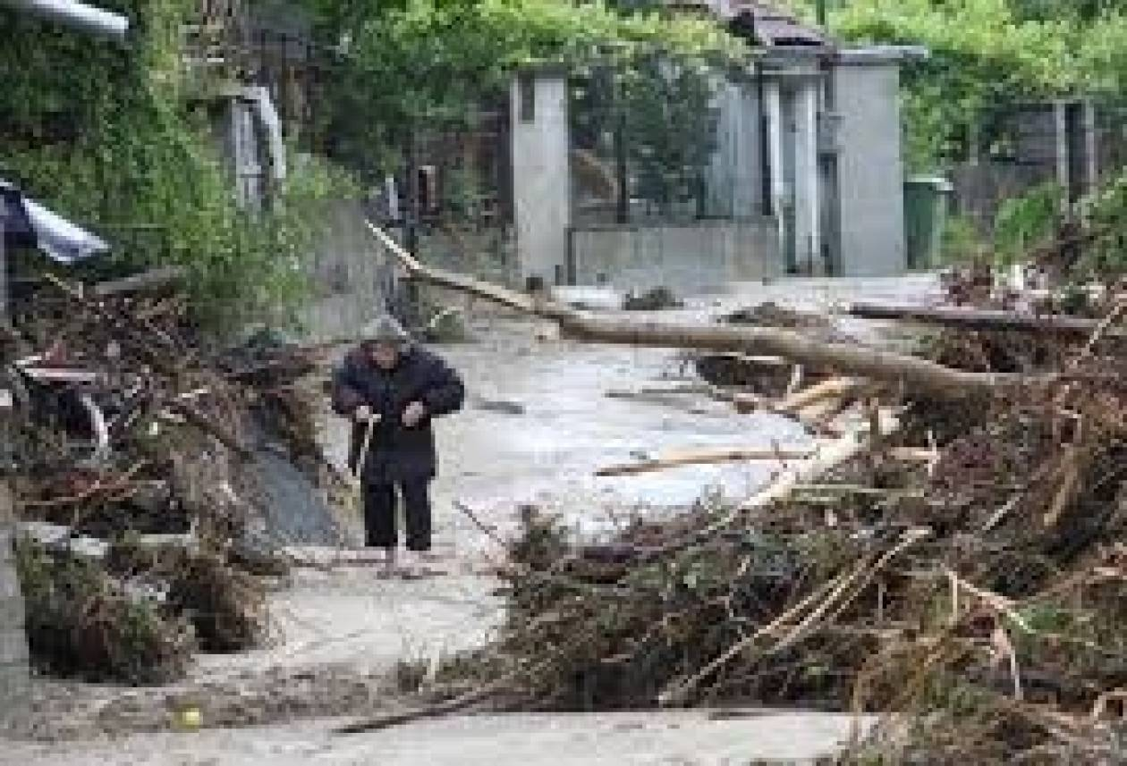 Βουλγαρία: Μία νεκρή από τις πλημμύρες