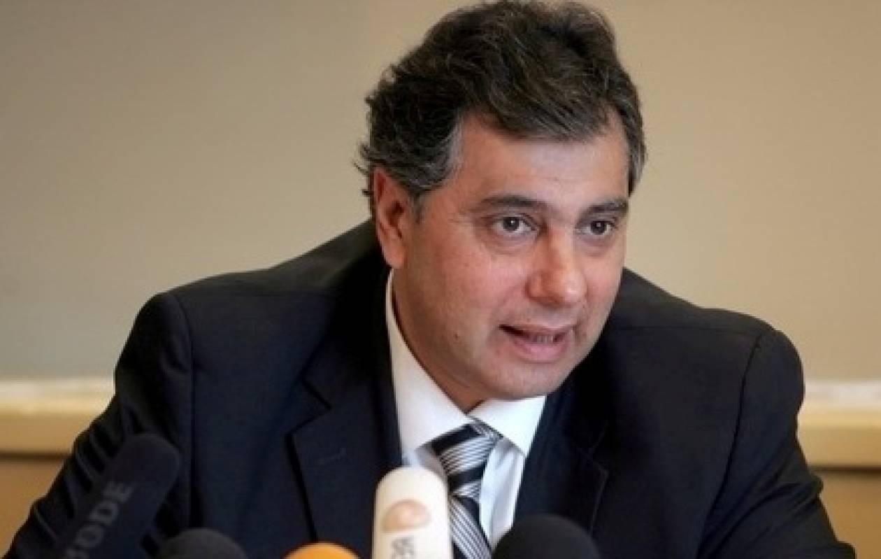 Β.Κορκίδης: Στα 550 εκατ. ευρώ η πτώση του τζίρου στο λιανεμπόριο τον Οκτώβριο