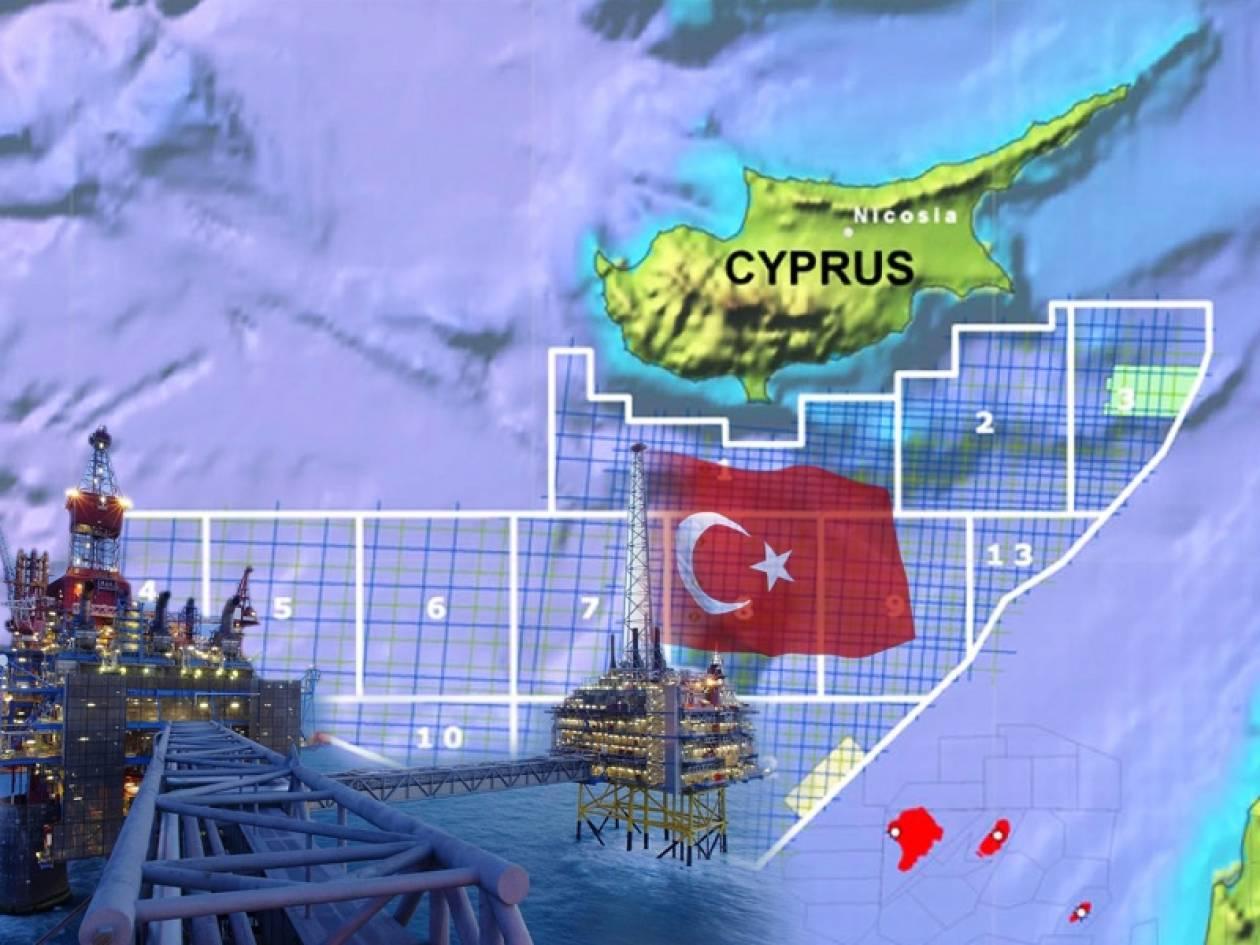 Συνεχίζει τις προκλήσεις η Τουρκία: Θέλει να στήσει πλατφόρμα στην κυπριακή ΑΟΖ