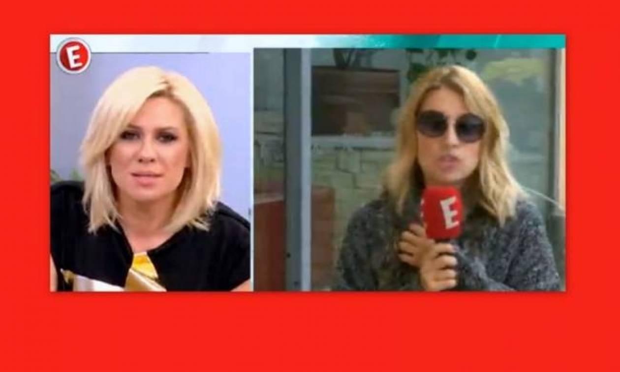 Μαρία Ηλιάκη: «Πώς διαχειρίζομαι τις κακές κριτικές; Άστο, το ξέρω εγώ. Αντέχω»