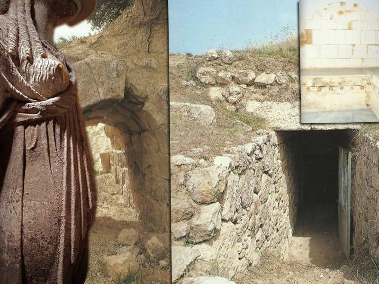 Οι άλλοι μακεδονικοί τάφοι της Αμφίπολης - Συγκλονιστικό βίντεο