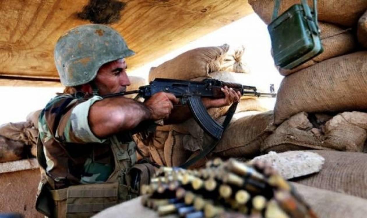 Δυνάμεις των πεσμεργκά θα ενισχύσουν τους Κούρδους της Συρίας