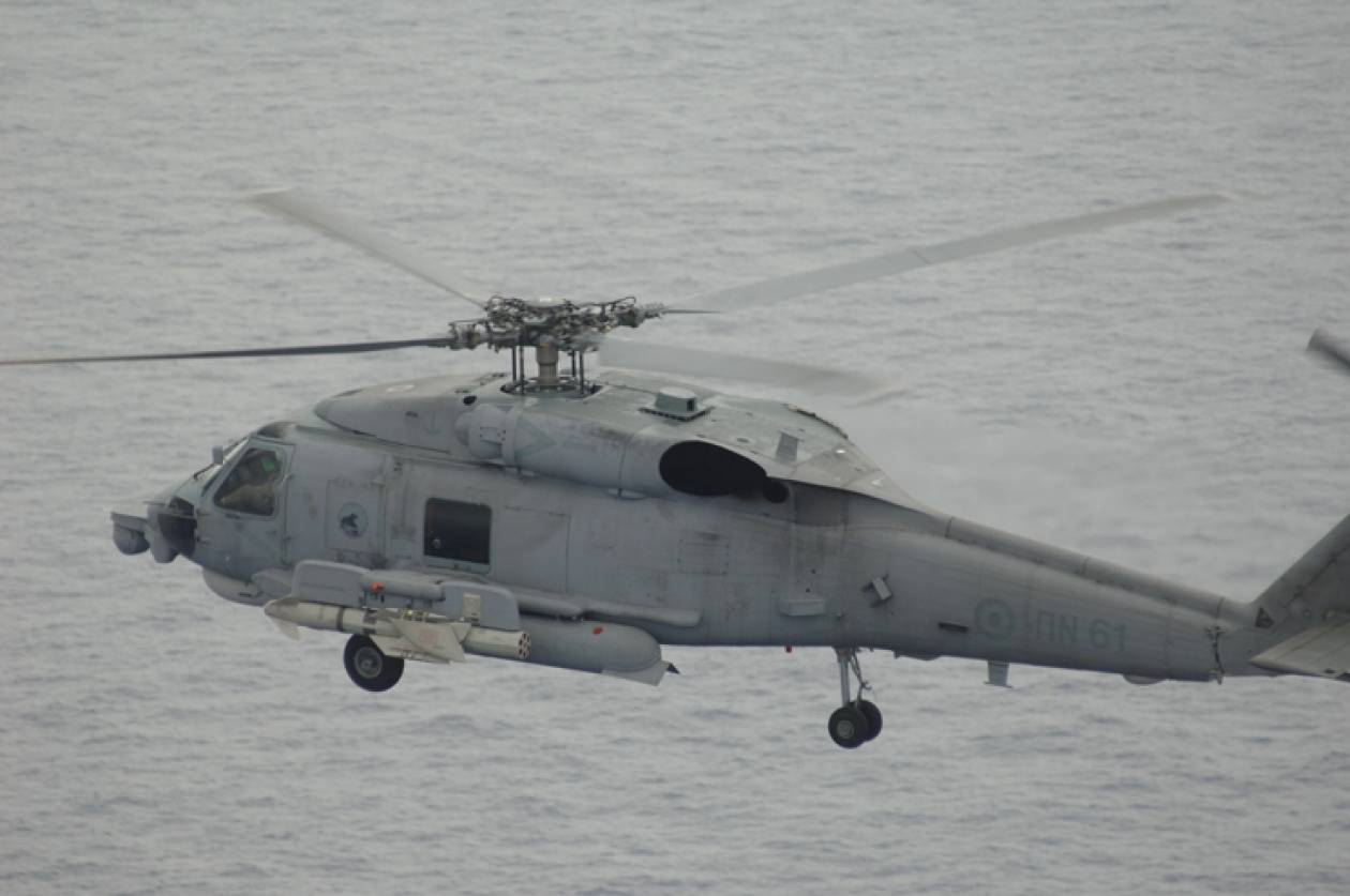 Αεροδιακομιδή τουρίστα από κρουαζιερόπλοιο στην Καλαμάτα