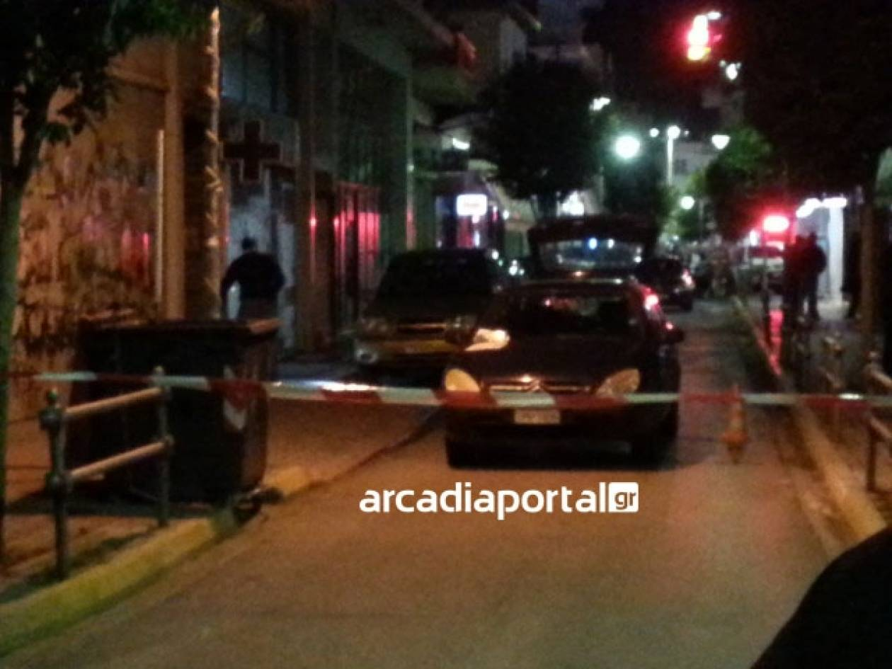 Τρίπολη: Άγρια δολοφονία επιχειρηματία στο δρόμο (pics&vid)