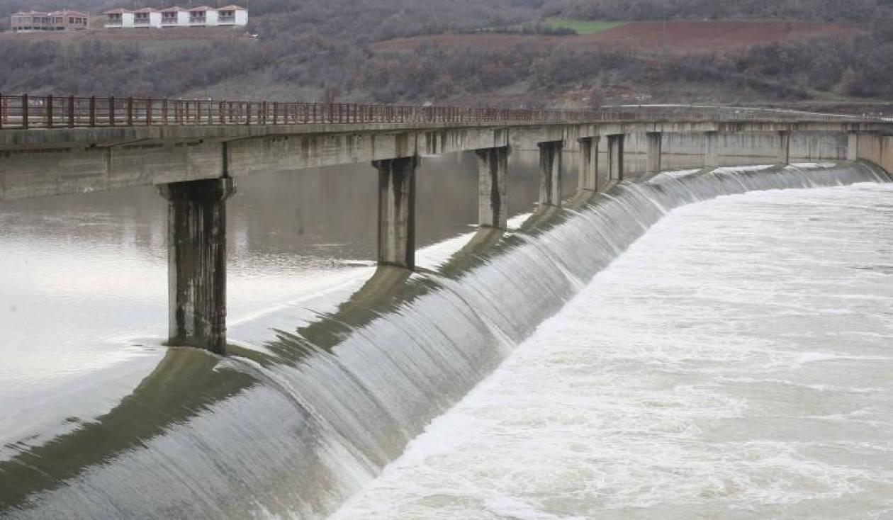 Συναγερμός για τη στάθμη του ποταμού Έβρου