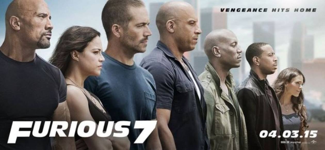 Ταινία: Fast and Furious 7