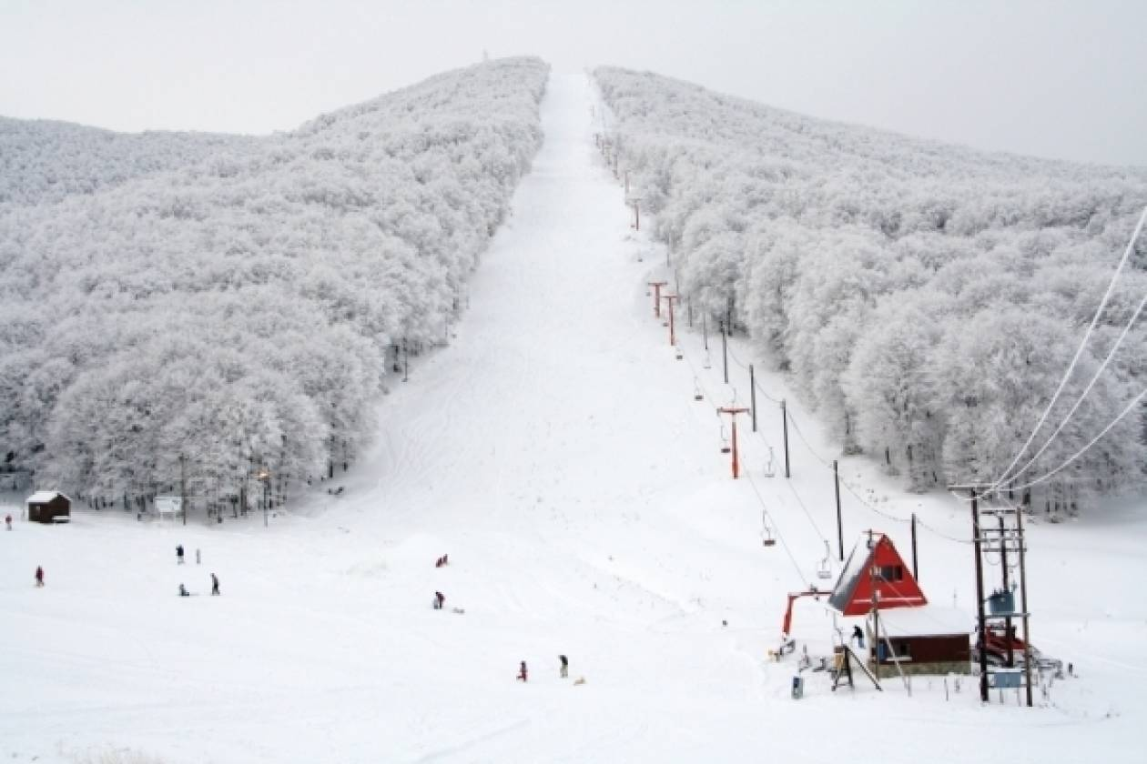 Μακεδονία: Ποια χιονοδρομικά κέντρα είναι ανοιχτά