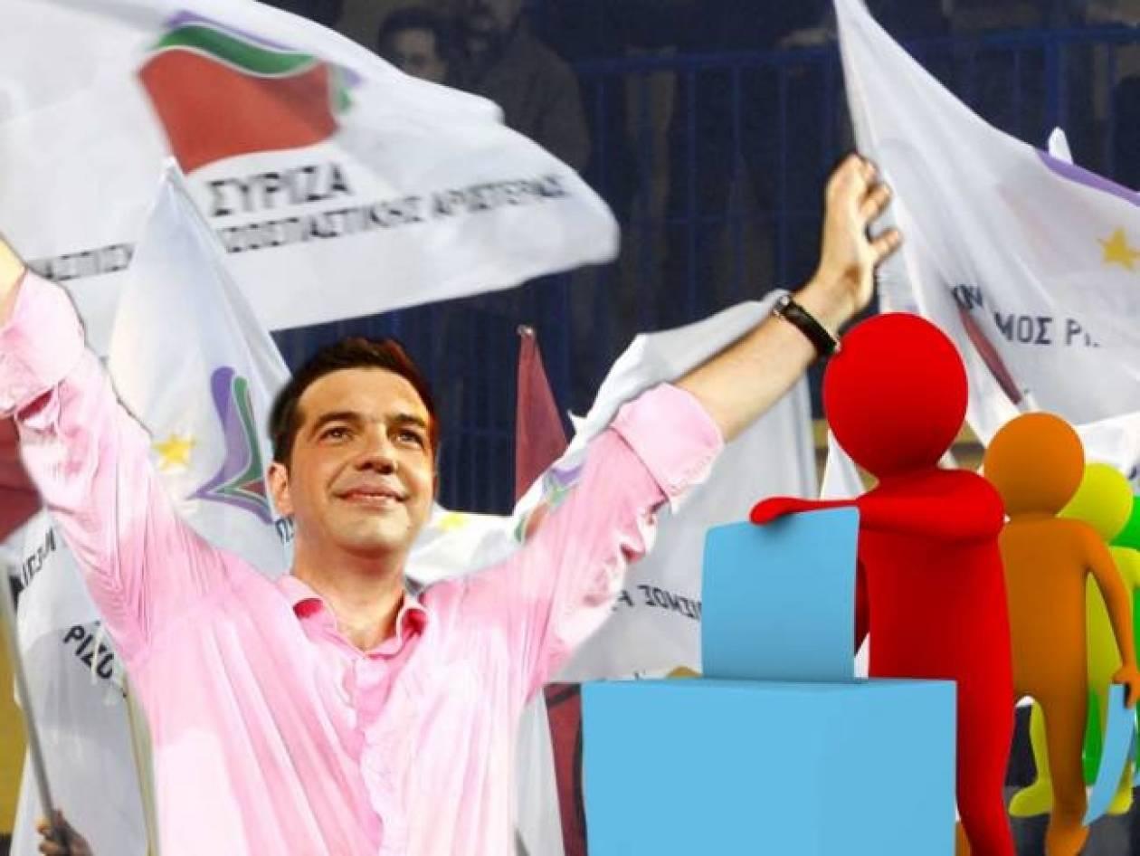 Δημοσκόπηση: Ο ΣΥΡΙΖΑ μπορεί να αντιμετωπίσει καλύτερα την οικονομική κρίση