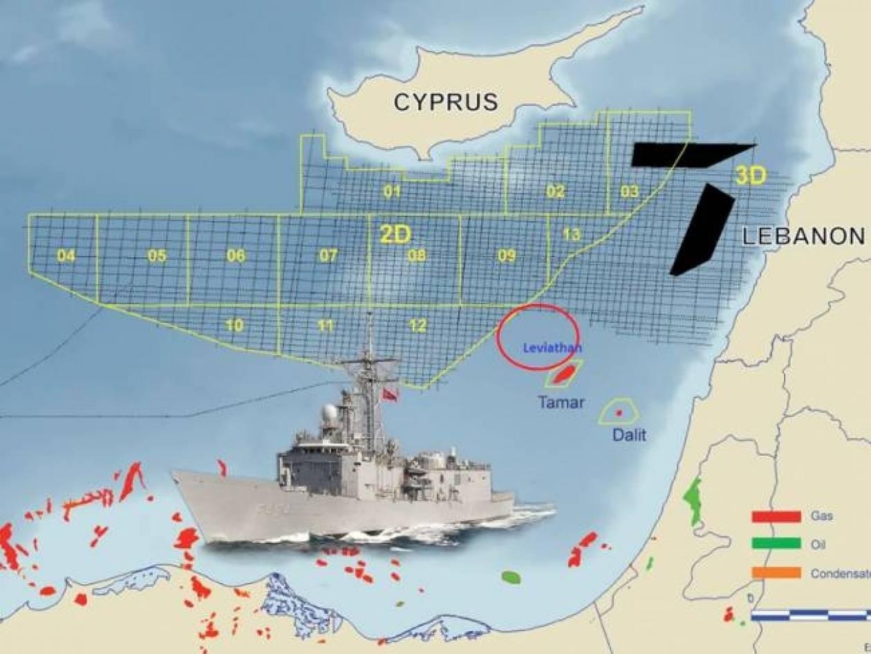 Τουρκικό υποβρύχιο «κατασκοπεύει» την Κυπριακή ΑΟΖ