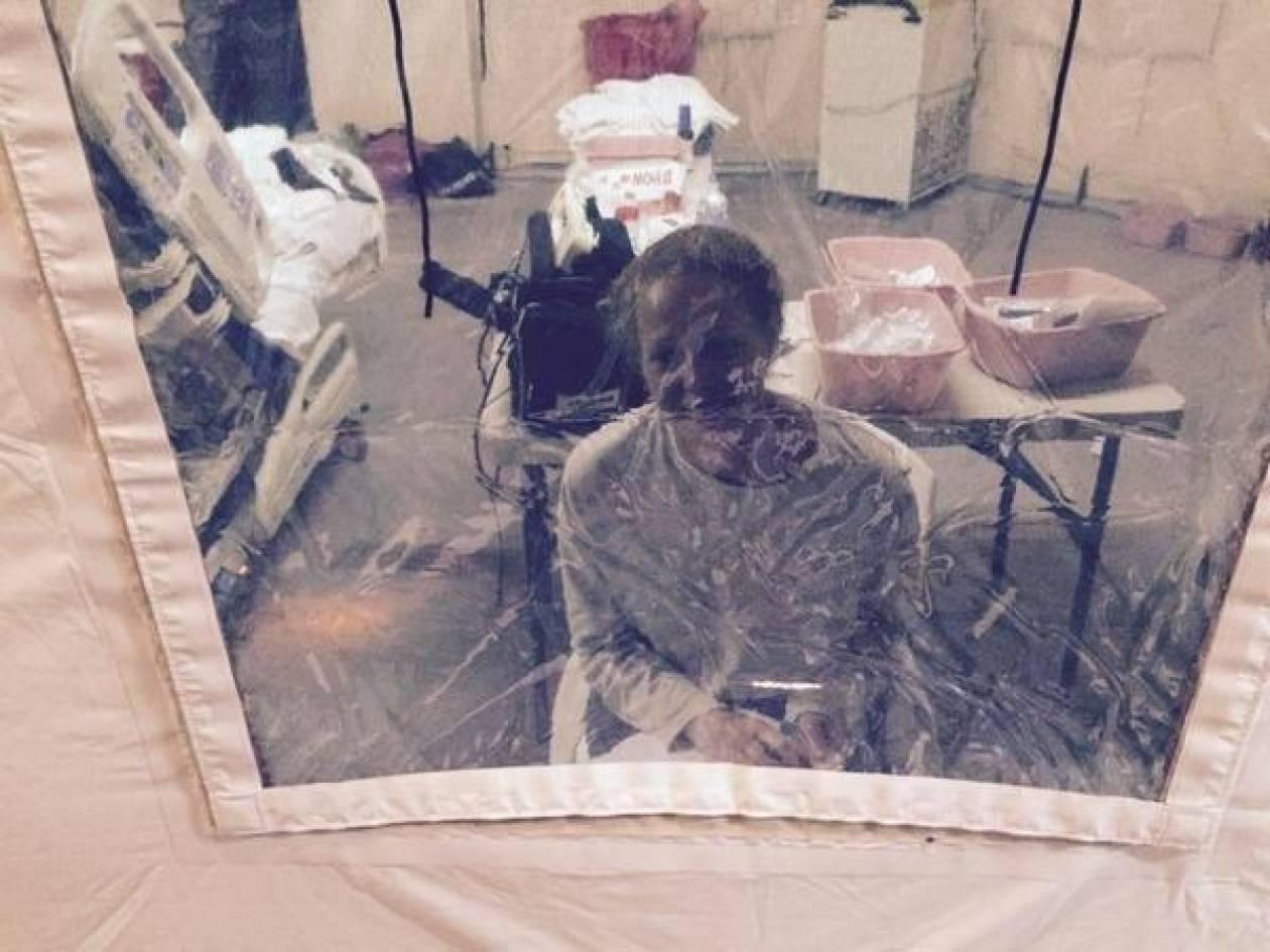 Έμπολα: Παραμένει σε καραντίνα η επιδημιολόγος (pics)