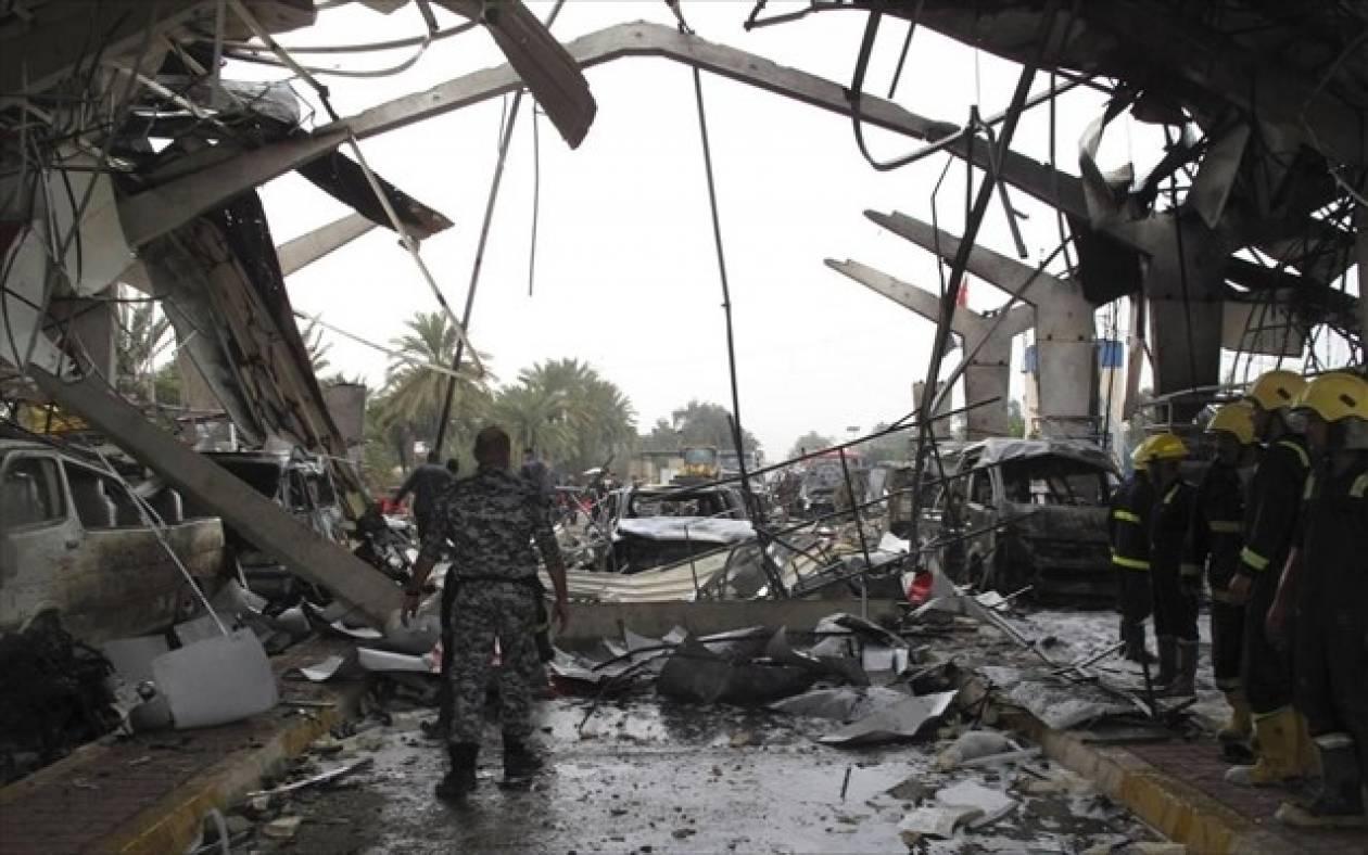 Ιράκ: Πολύνεκρη επίθεση αυτοκτονίας κατά σιιτών πολιτοφυλάκων