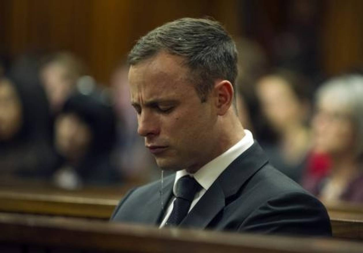 Η εισαγγελία θα ασκήσει έφεση στην ποινή του Πιστόριους