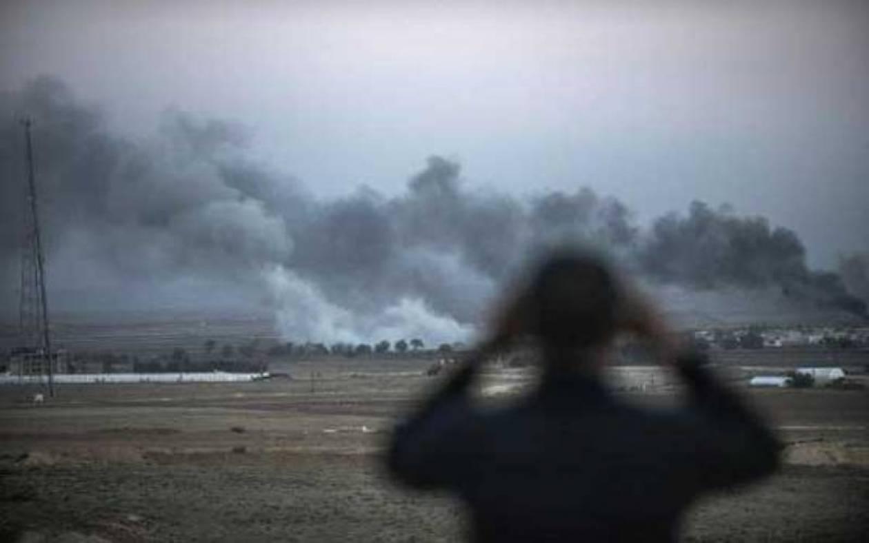 Απτόητοι οι τζιχαντιστές, συνεχίζουν την προέλαση σε Συρία και Ιράκ