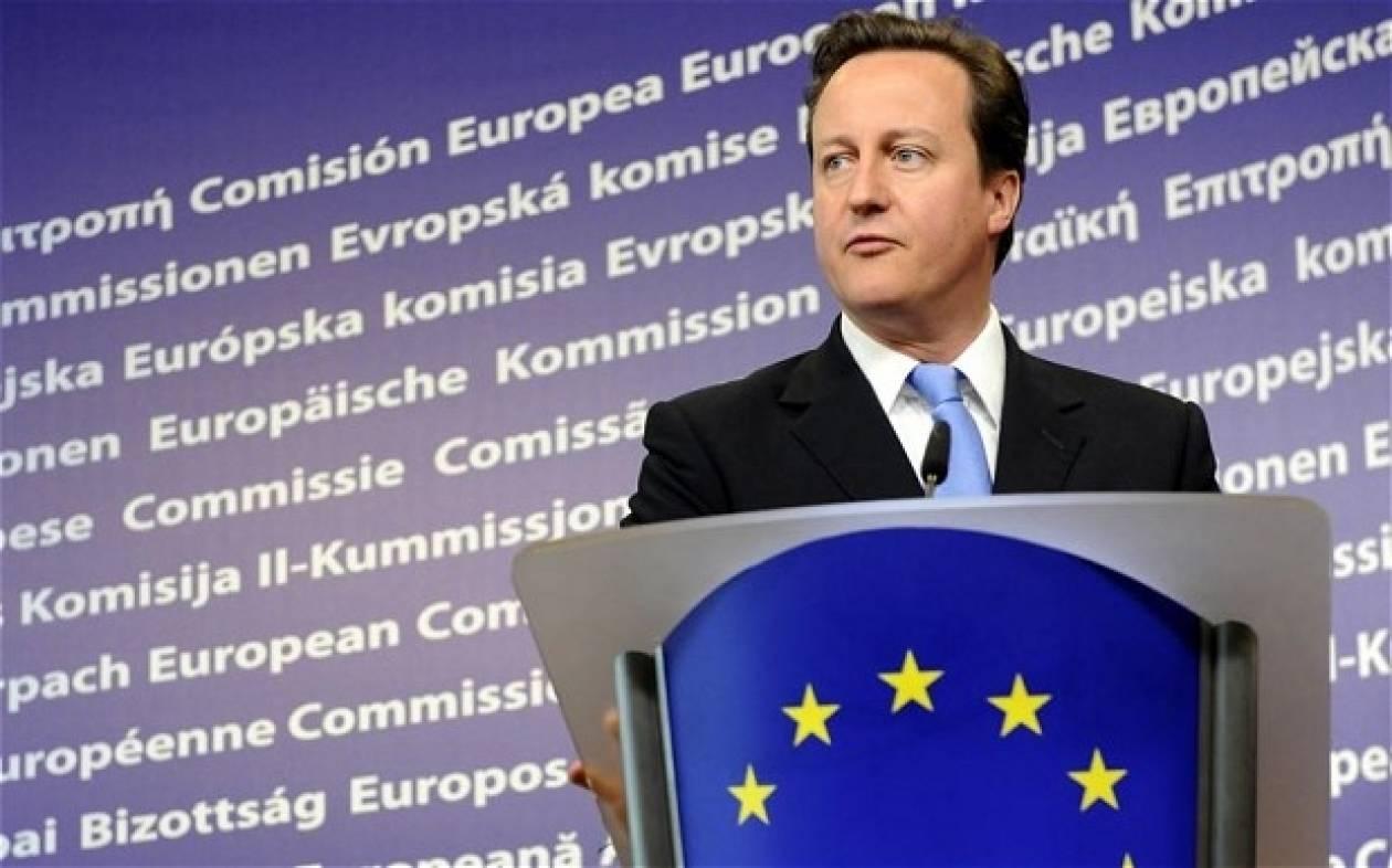 Κάμερον: Η Βρετανία δεν θα πληρώσει τα 2 δισ. ευρώ στην Ε.Ε.