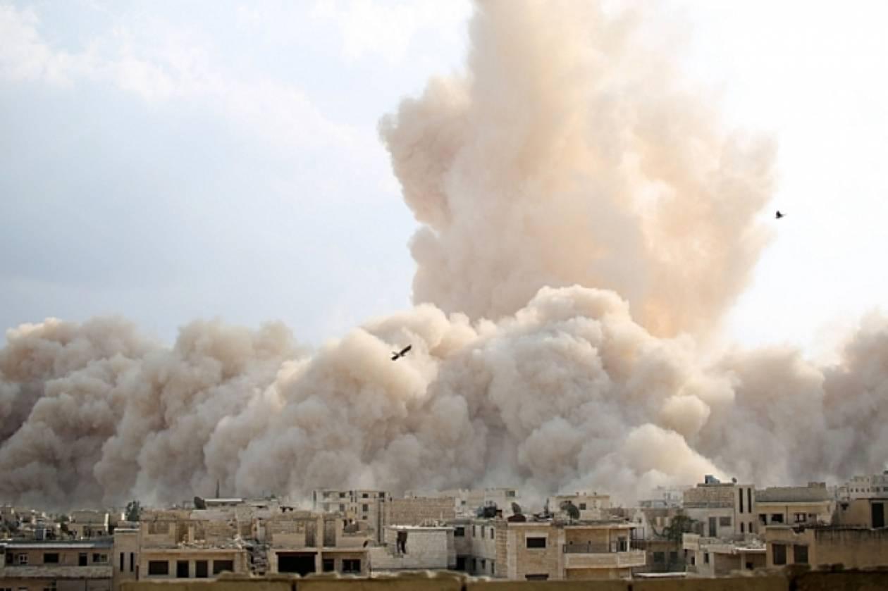 Συρία: Δεκάδες παιδιά θύματα των επιθέσεων κατά των τζιχαντιστών