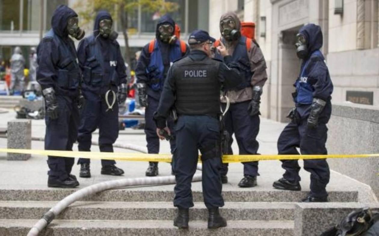 Αντιμέτωπος με σοβαρή τρομοκρατική απειλή ο Καναδάς