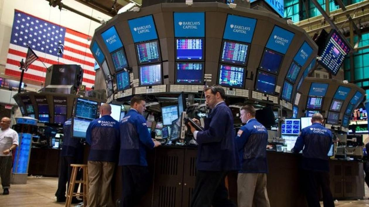 Οριακή άνοδος για τον δείκτη Dow Jones