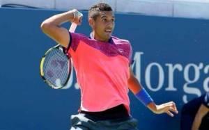 Τένις: Ανέβηκε ο Κύργιος, έπεσε ο Παγδατής